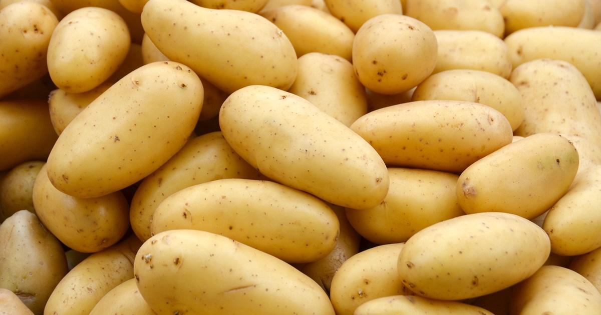 hur mycket potatis per person