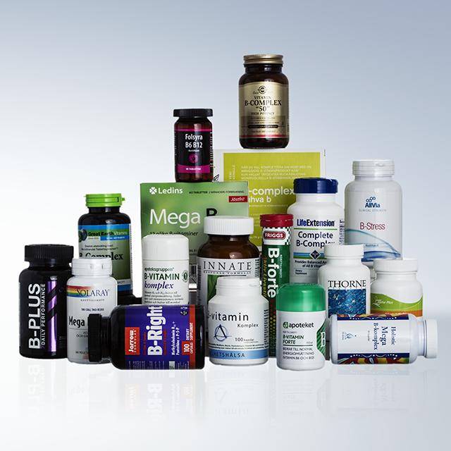 bästa vitaminerna för män