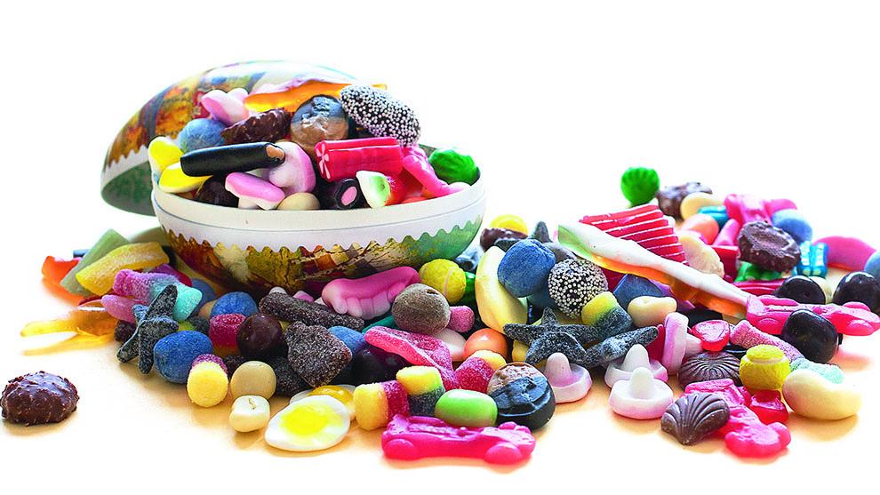 Vad innehåller godis egentligen
