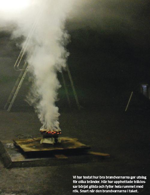 råd och rön test brandvarnare