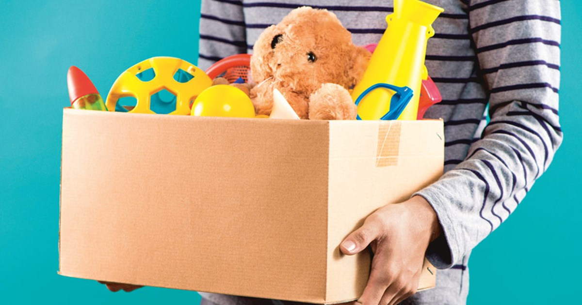 giftig plast i leksaker