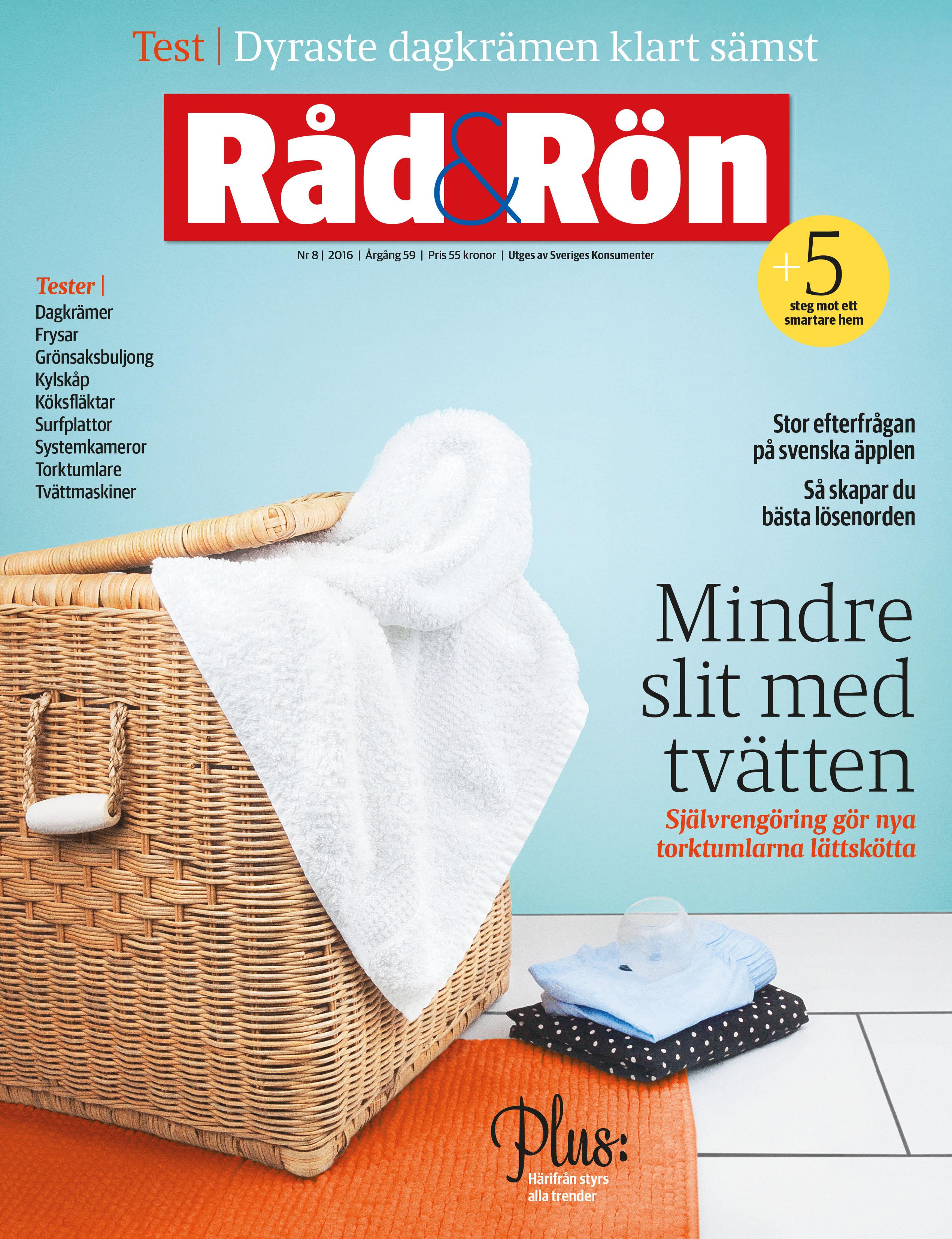 Råd & Rön 2016 Råd & Rön