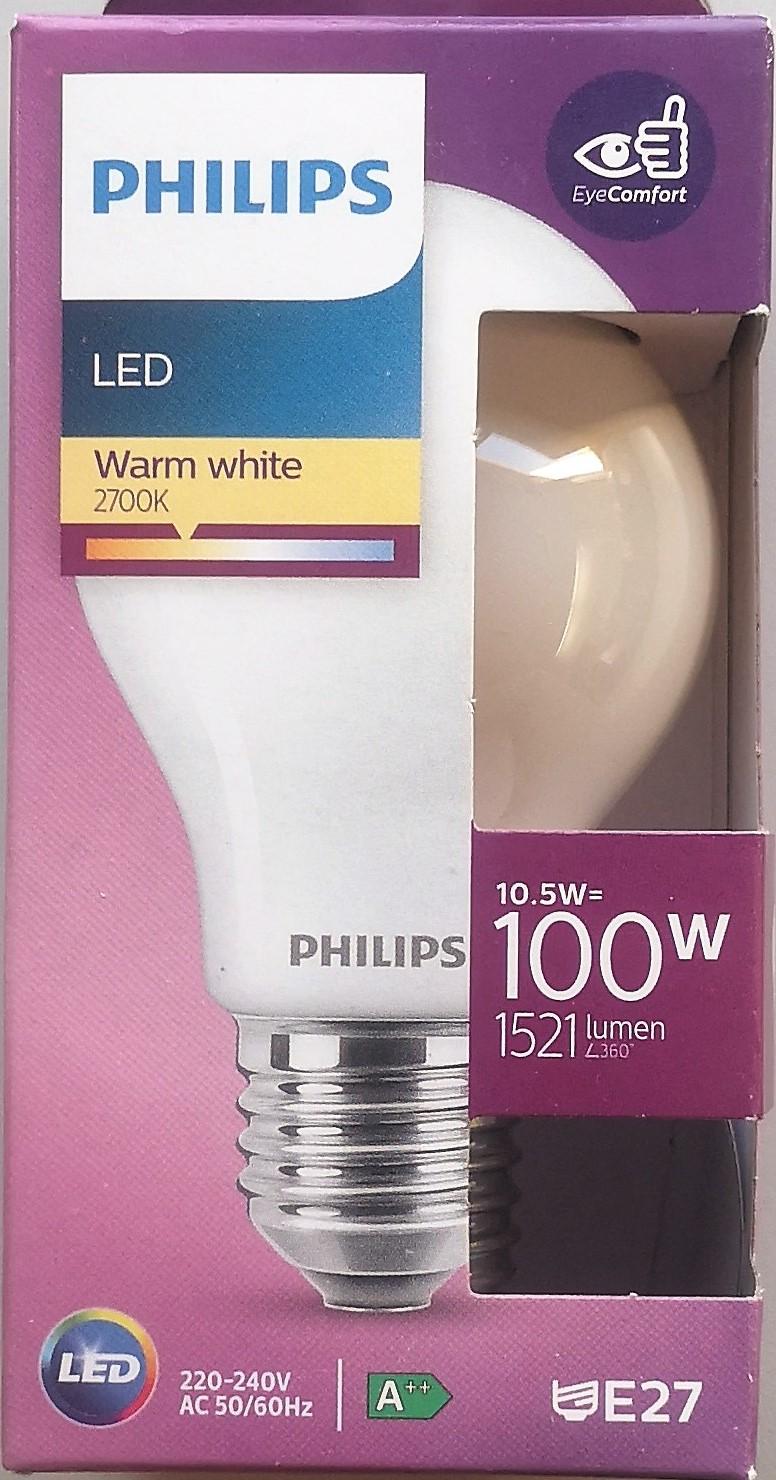44 led lampor testade – Råd & Rön utser led lampan som är