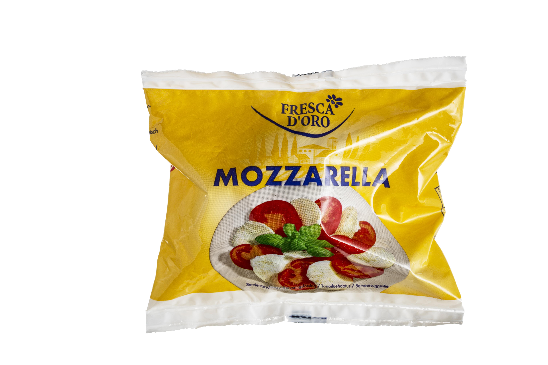 ica basic mozzarella gravid