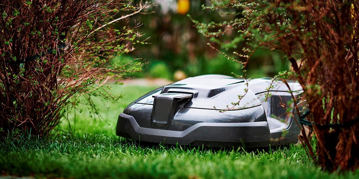 robotgräsklippare test råd och rön