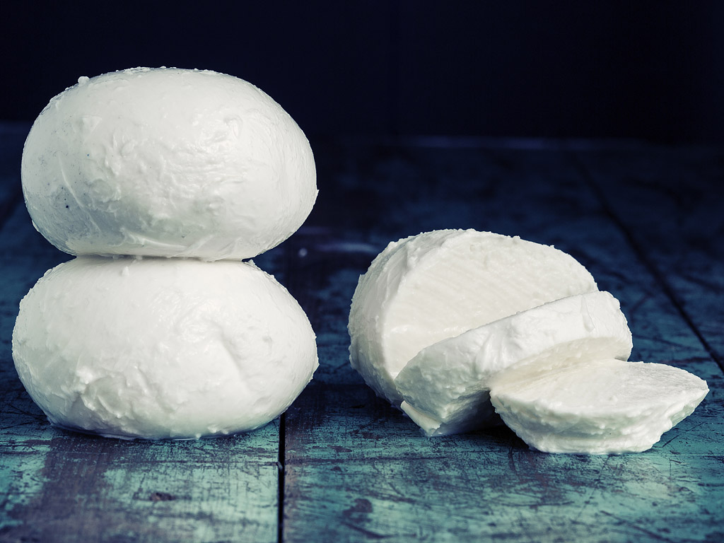 ica basic mozzarella