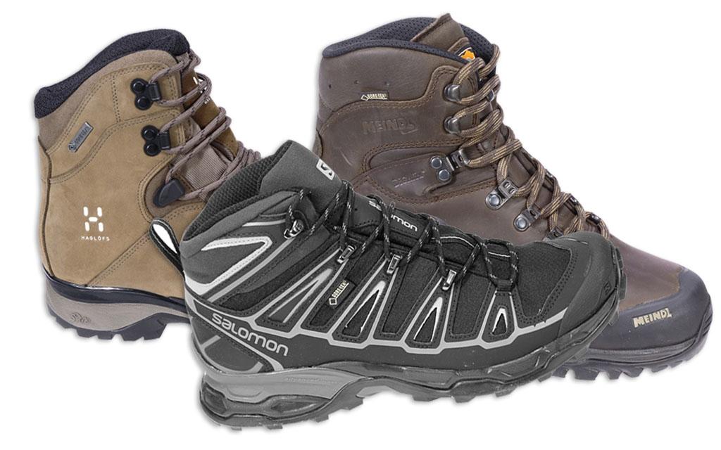 11 vandringskängor testade – Råd   Rön utser bästa vandringskängan 7ed94b574c663