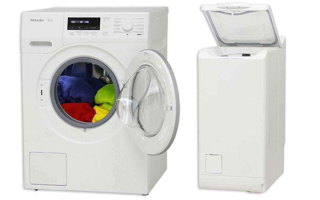 test tvättmaskiner